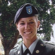 Honoring Tracy Lynn Alger, died in Iraq. Honor her so she is not forgotten.