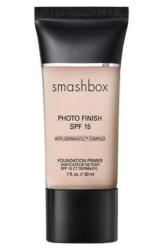 Smashbox 'Photo Finish' Foundation Primer SPF 15 with Dermaxyl™ Complex available at #Nordstrom