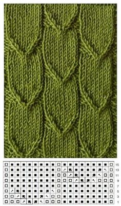 Mock cable knit stitch it looks like scales or feathers or leaves. 65a2f4bd80b1d2fe901dd516cfab6f77.jpg (288×490)