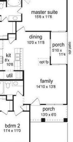 2 Bedroom 2 Bath Cottage House Plan Alp 09u5 In 2020 Cottage Style House Plans Cottage House Plans Cottage Style Homes