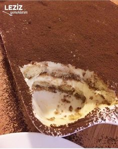 Tremisu (Try It You & # ll Love) – Mein köstliches Essen - Backen Mousse Au Chocolat Torte, Cookie Recipes, Bread Recipes, Tart, Waffles, Cheesecake, Dinner Recipes, Food And Drink, Ice Cream