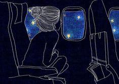 Nella notte passiamo la metà della vita, ed è la metà più bella davvero. (Johann Wolfgang von Goethe)