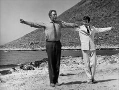 Zorba the Greek, Anthony Quinn, Alan Bates, 1964 Movies Photo - 41 x 30 cm Shall We Dance, Lets Dance, John Wayne, Greek Dancing, Alan Bates, Zorba The Greek, Anthony Quinn, People Dancing, Famous Movies