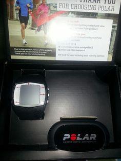Polar Watch FT40...