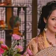 Chinese movie beautiful girl capture.