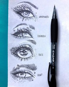 30 Amazing eye drawing tutorials & ideas Today we have compiled 30 amazing eye drawing tutorials and ideas for you. Eye Drawing Tutorials, Drawing Techniques, Art Tutorials, Drawing Ideas, Art Inspiration Drawing, Drawing Tips, Pencil Art Drawings, Art Drawings Sketches, Cute Drawings
