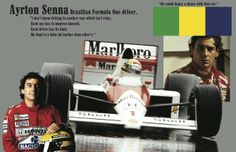 Ayrton Senna Quote