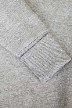 Funnel Neck Sweatshirt by Boutique