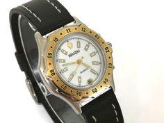 Reloj hombre ISUZU QUARTZ Original Vintage calibre Miyota 6M12 d145c65d3daf