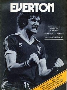 Everton v Notts Forest 1977-78