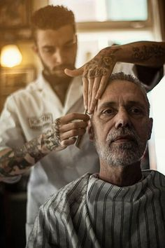 For the Longest time my dream was to be a barber Barber Shop Pictures, Tony Barber, Village Barber, Barber Straight Razor, Barbershop Design, Barbershop Ideas, Barber Shop Decor, Barber Haircuts, Barbers Cut