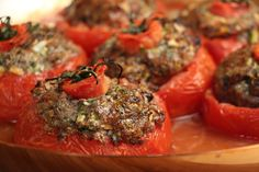 Stuffed Tomatoes   Jacques Pepin – Heart and Soul   KQED Food   from #JPHeartandSoul
