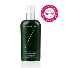 Dr. Alkaitis Organic Purifying Facial Cleanser – The Nature of Beauty