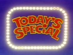 Today's Special | TVO Archive