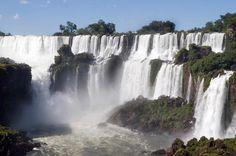 Cataratas do Iguaçu BRAZIL
