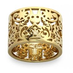 Karen Walker Jewellery Filigree Ring - Christies Jewellery New Zealand's Online Karen Walker Watch Stockist New Zealand Jewellery, Filigree Ring, Karen Walker, Chandelier, Ceiling Lights, Watch, Pendant, Jewelry, Decor