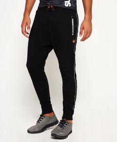 Superdry Pantalones de jogging ajustados Gym Tech - Pantalones de chándal para  Hombre Pantalon Chandal Hombre 2776b797b02b