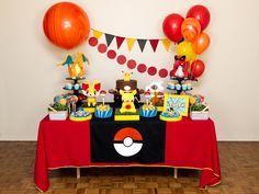 Festa Pokémon - Aluguel de Decoração