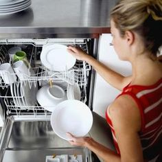 How to Clean Dishwasher Soap Scum