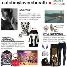 """""""I'm very versatile in my set styles. I especially love exploring collaborations of color and shapes."""" - catchmyloversbreath, on her set style http://polyv.re/1Cs1J1o"""