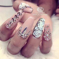 #christrionails #3dnaildesign #3dnailart #showmethemani #3d #nails #nailart…