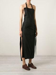 Yohji Yamamoto Apron Dress