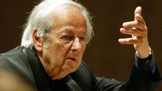 André Previn, legendary conductor, composer and pianist, has died Dory Previn, Andre Previn, Renee Fleming, Vienna Philharmonic, Becoming An American Citizen, London Symphony Orchestra, Leonard Bernstein, Youtube News, Ballet