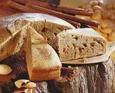 Mandel-Zimtkuchen | http://eatsmarter.de/rezepte/mandel-zimtkuchen