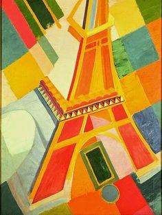Quem quebrou a Torre Eiffel? Onde ficamos sabendo de onde vem a obsessão de Delaunay pela Torre Eiffel ...   http://gabineted.blogspot.com/2014/06/robert-delaunay-torre-eiffel-oleo-sobre.html