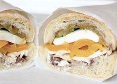Roasted Bell Pepper Sandwiches - Door to Door Organics