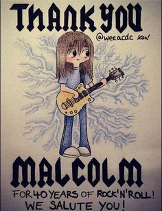 #GetWellMalcolm. I'm gonna miss him being in the band :(