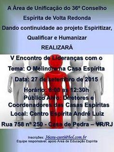 36o.CEU Convida para o seu V Encontro de Lideranças - Volta Redonda  - RJ - http://www.agendaespiritabrasil.com.br/2015/09/22/36o-ceu-convida-para-o-seu-v-encontro-de-liderancas-volta-redonda-rj/