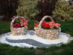 Kukkakorit kivistä!