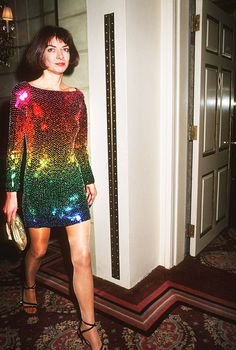 Anna Wintour, editor-in-chief of American Vogue since 1988 #style