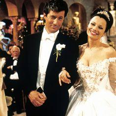 THE WEDDING! #franswell @charles elliott Shaughnessy