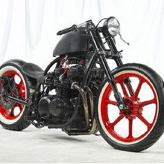 kz750 / Bobber Inspiration | Bobbers & Custom Motorcycles