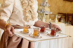 we serve many kinds of tea