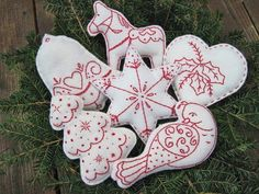 nordic christmas craft - Google Search