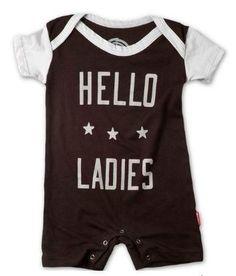 Prefresh Hello Ladies Infant Playsuit