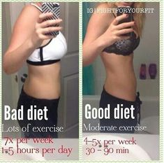 I wish more people would understand this. Being thin is mostly about what you eat not how much you work out