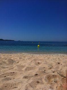 Beach L'Almanarre Hyeres