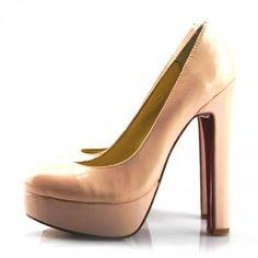 Cheap Christian Louboutin Bianca Patent Leather Platform Pumps Pink Sale : Christian Louboutin$208.69