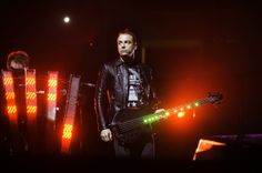 The PV Q&A: Muse's Chris Wolstenholme on The 2nd Law—'I Think If You Strip It All Back, It's Quite A Simple Theory'
