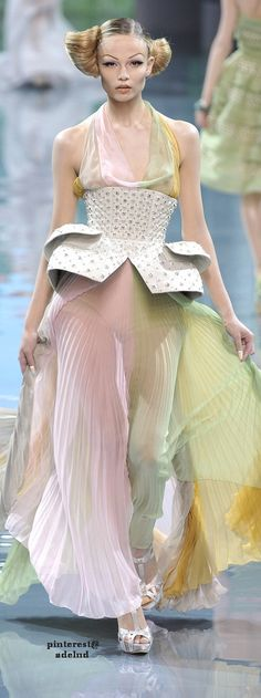 Christian Dior Fall 2008 Couture