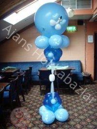 Balonların görkemli dünyasını sizlerin organizasyonların servis etmeye devam ediyoruz.Benzersiz balon süslemesi teknikleri ile organizasyonlarınız renklerin diliyle konuşacak.İletişim için; http://www.balon-suslemesi.net/