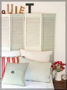 51 DIY Headboard Ideas to Make The Bed of Your Dreams - Snappy Pixels