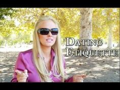 Dating Etiquette, Lessons from Darcy Donavan