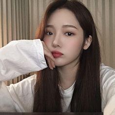 Image may contain: 1 person, selfie and closeup Korean Girl, Asian Girl, Fandom, Seolhyun, Girls In Love, Kpop Girls, Asian Beauty, Ulzzang, Girl Group