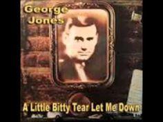 George jones   faded love