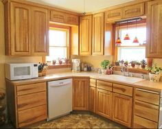 Photos: Before and After - Kitchen Remodels